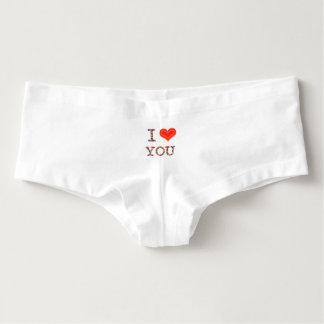 UNISEXunterwäsche BOYSHORTS Künste-Grafiken Damen-Hotpants