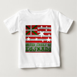 United States of Euskadi Baby T-shirt