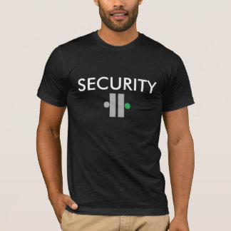 unity7, SICHERHEITS-Front u. Rückseite T-Shirt