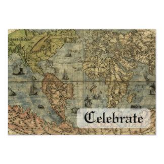 Universale Descrittione Karte Individuelle Ankündigskarten