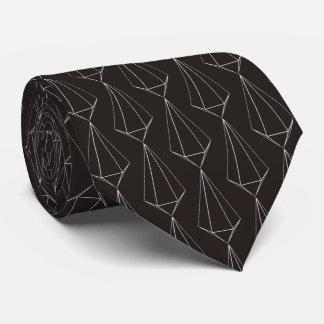 Universe inside prism krawatte