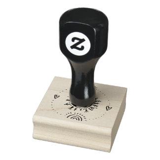 Universelle Liebe-Tinten-Briefmarke! Gummistempel
