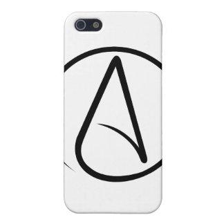 Universelles atheistisches Symbol Hülle Fürs iPhone 5