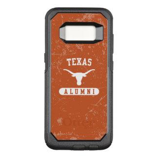 Universität Texas | des OtterBox Commuter Samsung Galaxy S8 Hülle