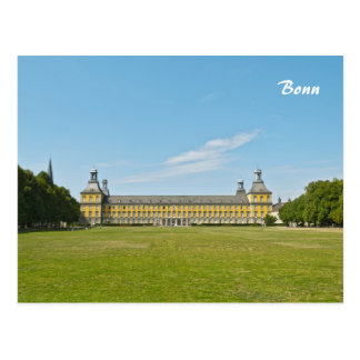 Universität von Bonn Postkarte