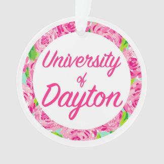 Universität von Dayton-Verzierung Ornament