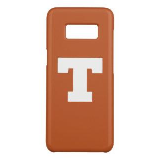 Universität von Logo Texas | Texas Case-Mate Samsung Galaxy S8 Hülle