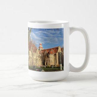 Universität von Manchester-Tasse Kaffeetasse