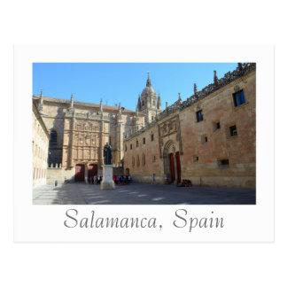 Universität von Salamanca Postkarte