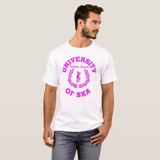 Universität von Ska Rosa Kingstons, Jamaika T-Shirt