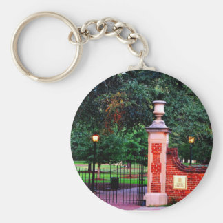 Universität von South Carolina Keychain Schlüsselanhänger