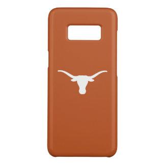 Universität von Texas | haken sie Hörner Case-Mate Samsung Galaxy S8 Hülle