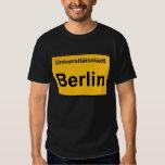 Universitätsstadt Berlin T-shirt