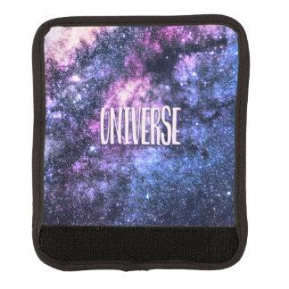 Universum-Foto Milchstraße im Nachthimmel Gepäckgriff Marker