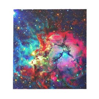 Universum Notizblock