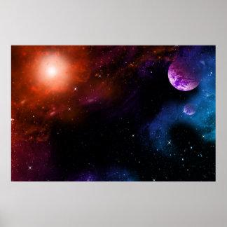Universum Poster