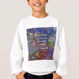 Universum und Monet Sweatshirt