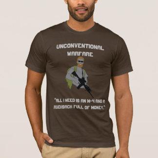 UNKONVENTIONELLE KRIEGSFÜHRUNG T-Shirt