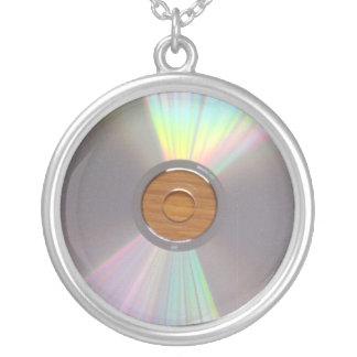 Unkonventionelle u. schrullige CD Halskette
