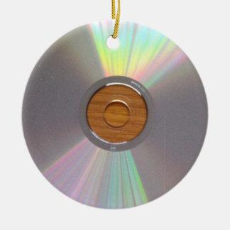 Unkonventionelle u. schrullige CD Verzierung Rundes Keramik Ornament