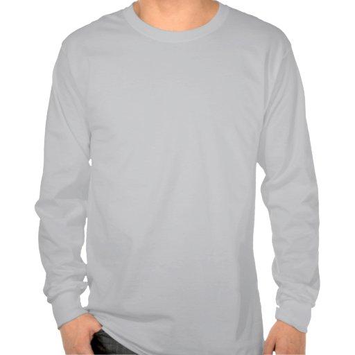Unkonventionelles T-Stück Shirt