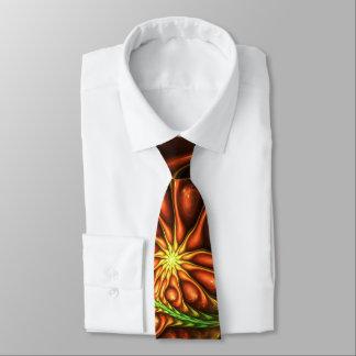 Unkräuter Bedruckte Krawatte