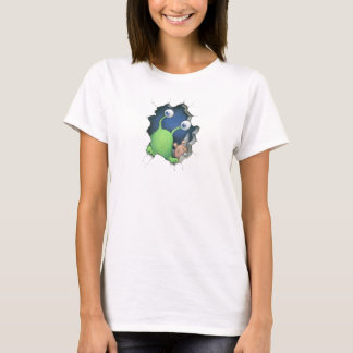 Unmöglicher Innere-T - Shirt