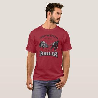 UNO-Anhängevorrichtung der Anhänger T-Shirt