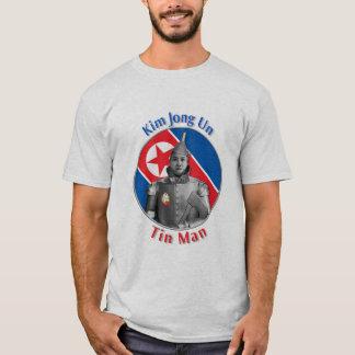 UNO Kim-Jong - Zinn-Mann T-Shirt