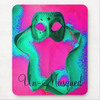 """UNO-Masqued"" Mousepad - kundengerecht"