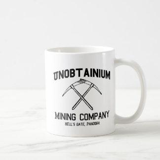 Unobtainium Mining Company Kaffeetasse