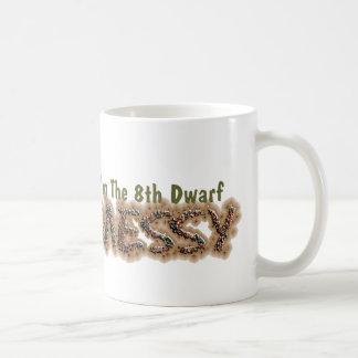 Unordentlich Kaffeetasse