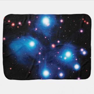 Unordentlicheres 45 Pleiades die Stern-Gruppe Puckdecke