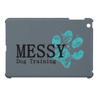 UNORDENTLICHES Hundetraining iPad Mini Hülle