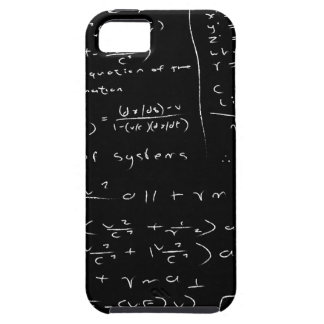 Unordentliches Kreide-Brett iPhone 5 Hüllen