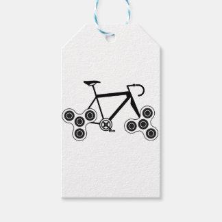 Unruhe-Spinner-Fahrrad Geschenkanhänger
