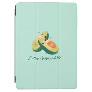 Uns gelassen Avocuddle lustiger niedlicher iPad Air Hülle