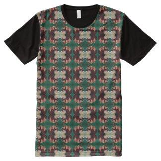 Unschärfe-Band-T-Shirt 1990 T-Shirt Mit Komplett Bedruckbarer Vorderseite