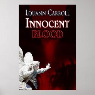 Unschuldiges Blut-Plakat Poster