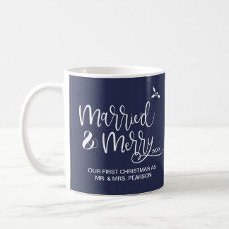 Unser erstes Weihnachten, Frau Kaffeetasse