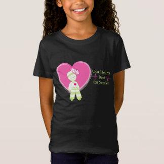 Unser Herz-Schlag für Scarlett T-Shirt
