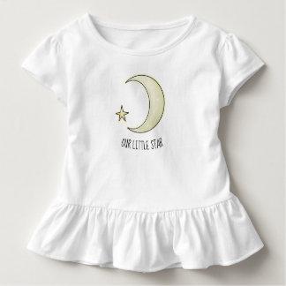 Unser kleiner Stern Mond Kleinkind T-shirt