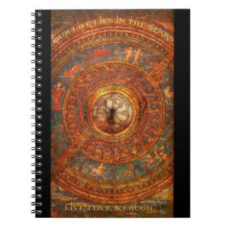 Unser Leben-Notizbuch Notizbuch