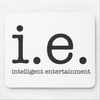 Unser unterscheidendes Logo Mousepad