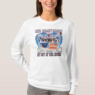 Unser Zuhause? Gegangen! 2 T-Shirt