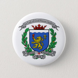 Unsere Dame der guten Erfolgs-Akademie Runder Button 5,1 Cm