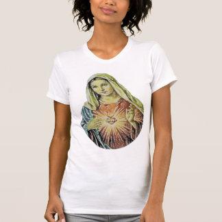 Unsere Dame des heiligen Herzens T-Shirt