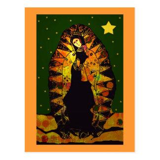 Unsere Dame von Guadalupe Postkarten