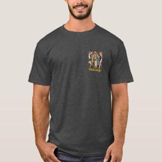 Unsere Dame von Guadalupe u. von T-Shirt