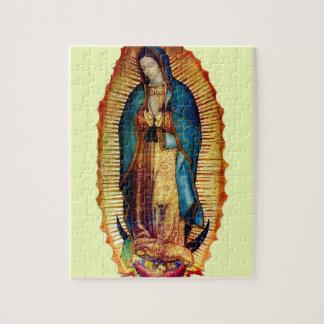 Unsere Dame von Puzzlespiel Guadalupes 8x10 Puzzle